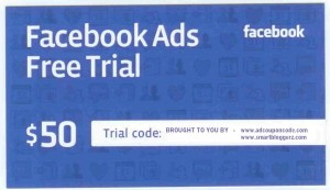 Free Facebook Advertising Coupon