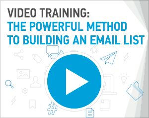 The Powerful Method To Building An Email List