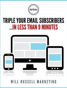 Triple Your Email Subscribers